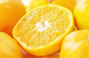 oranges mandarines