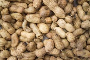 cacahuètes bouillies