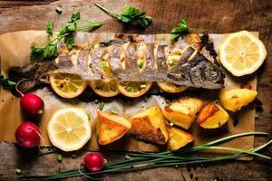 l'heure du poisson