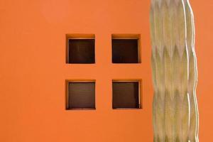architecture du désert photo