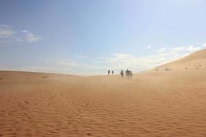 Désert de Sossusvlei, Namibie photo