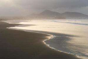 plage de famara