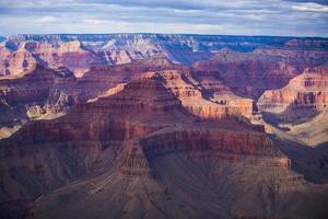 vue célèbre du grand canyon, arizona