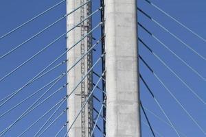 supports de pont suspendu