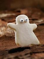 biscuits d'halloween amusants photo