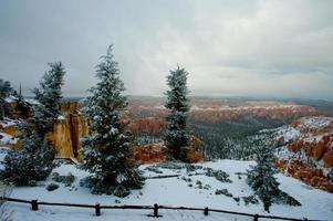 Parc national de Bryce Canyon, États-Unis