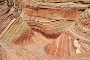 courbes de grès photo