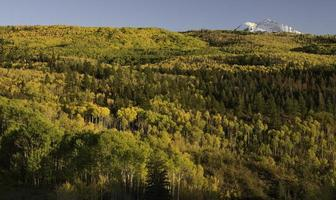 mcclure pass à l'automne photo