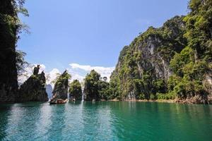 Parc national de Khao Sok Suratthani Thaïlande photo