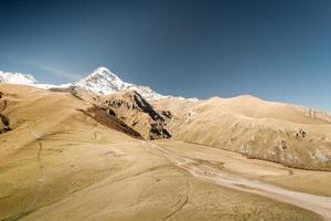 mont kazbek