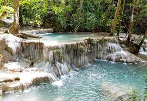 cascade tropicale photo