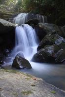 l'écoulement de l'eau photo