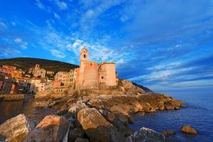 tellaro - ligurie - italie photo