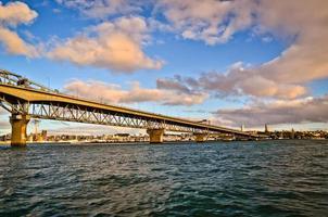 Pont du port d'Auckland