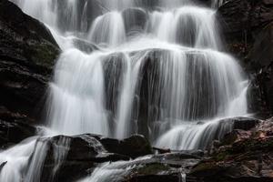 cascade d'eau photo