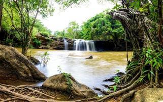 cascade de wang yai photo