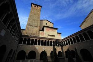 Bologne, belle vieille ville paisible photo