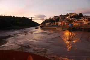 pont suspendu de clifton - bristol photo