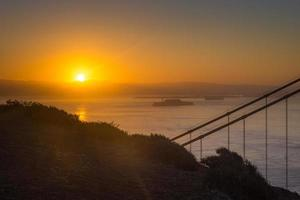 le pont du Golden Gate photo