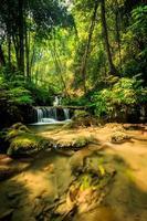 magnifique cascade en thaïlande, pugang chiangrai photo
