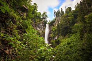 cascade de maral