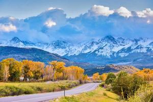 l'automne dans le colorado