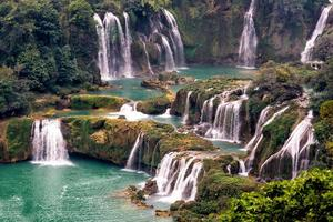 Ban Gioc - Detian Falls photo