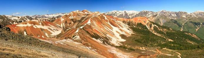 montagnes Rocheuses photo