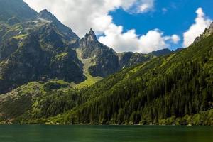 montagnes de tatra photo