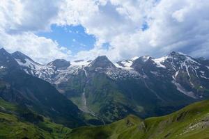 les montagnes; L'Autriche