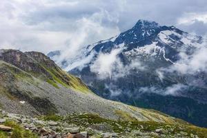 météo de montagne photo