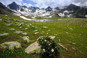 montagnes de Kackar photo