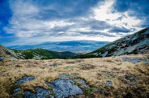 montagnes de Tatry
