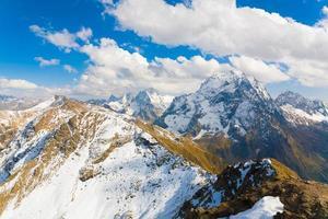 jour de montagne automne photo