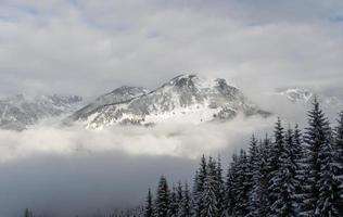 Alpes européennes photo