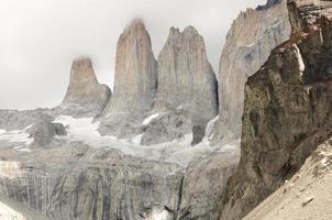 parc national des torres del paine - chili photo
