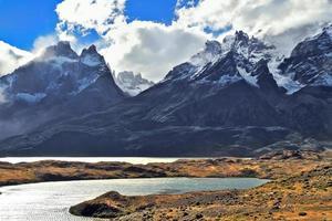 eau de pehoe lac argent photo