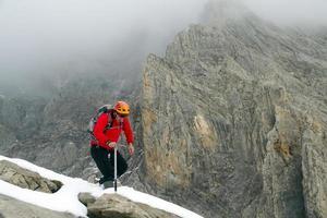 alpiniste photo