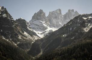 montagnes en italie