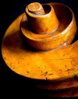parchemin de violoncelle photo