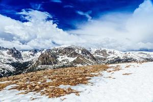 parc national des montagnes Rocheuses photo