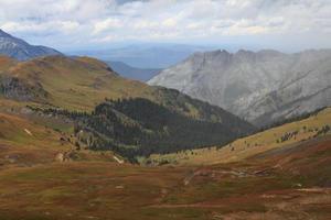 toundra alpine du Colorado photo
