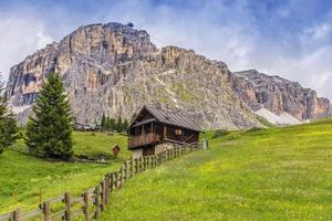berghütte photo
