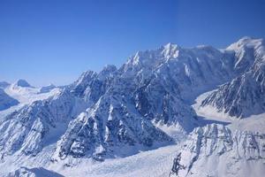 montagne de l'Alaska photo