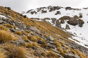vue sur la montagne remarquable photo
