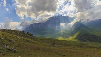 parc national des montagnes shahdag (azerbaïdjan) photo
