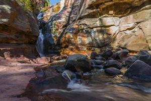 hays creek falls colorado photo