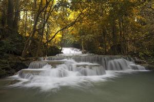 cascade en thaïlande photo