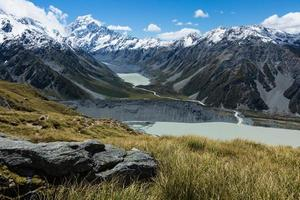 Mueller Hut Route Nouvelle-Zélande photo