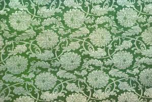 texture textile chinoise photo